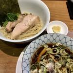 鶏そばムタヒロ-Mutahiro- - 醤油つけ麺