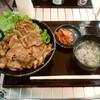 肉のヤマキ商店 - 料理写真:特150㌘の肉すいセットで1760円
