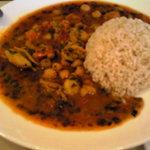 パチャカリ - ひよこ豆のカレー