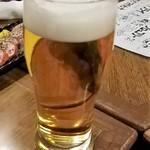 102402089 - 生ビールです