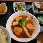レストラン食茶房むうぷ - 料理写真:こんなにあって780円税込み!