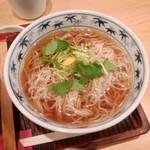 Sobakaisekikayabatyousarasina - 日替わり蕎麦