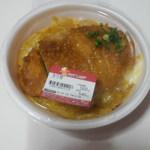 セイコーマート - 料理写真:カツ丼 540円