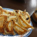 満州亭 - 餃子