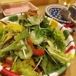 キッチン&バル コンパス - グリーンサラダ