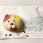 亀屋 - 生菓子 猫