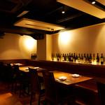 やさいや 鉄板焼野菜 - 新宿◆大人の落ち着いた隠れ家。 2~14名様でのお集まりに