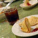 ビスヌ - ドリンクバー、前菜バー食べ放題
