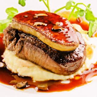 他では食べれない!牛フィレ肉のロッシーニ