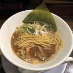 天破 - 縮れ中太麺
