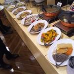 グレイトフル高千穂 - 煮物が多い