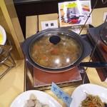 グレイトフル高千穂 - 猪鍋