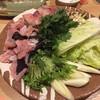 笑びす - 料理写真:鍋の具材