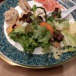 ルモンド・ガーデン - サラダ&前菜