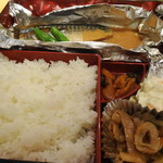 みろく庵 - さば味噌煮定食