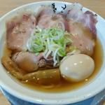 102427206 - 「淡竹&煮玉子トッピング」850円