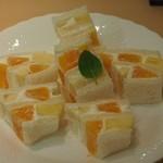 ホソカワ - オレンジサンド
