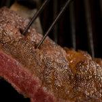 合掌レストラン 大蔵 - 料理写真:職人が焼き上げる、黒毛和牛本格ステーキ