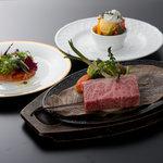 合掌レストラン 大蔵 - コース料理も各種ご用意しております