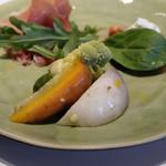 イタリアーナ ターヴォラ ドォーロ - 山海畑の前菜盛り合わせ