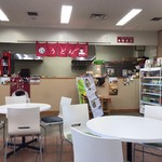 氷上パーキングエリア 軽食コーナー -