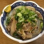 成田家 - とり酢
