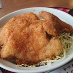 和風レストラン 松竹 - 料理写真:カツ丼(870円) 衣がきめ細かい。