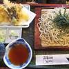カネシメ柿崎 - 料理写真:天ざる