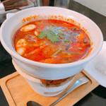 タイ料理 プリック タイ - トムヤムクン  ¥1,400-