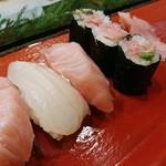 福寿司 - 上にぎり・その1