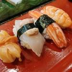 福寿司 - 上にぎり・その2