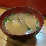 福寿司 - お椀
