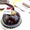 ラ メゾン ブルー - 料理写真:カシスショコラ442円