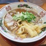 ラーメン 丸っ子 - 料理写真:味噌たまりラーメン790円