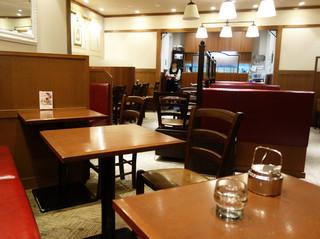 喫茶トリコロール  松坂屋上野店
