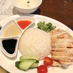 102446998 - 【海南鶏飯  鶏大 ¥1.250】