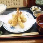 宇多川 - 天ぷら定食