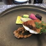 102452051 - 妻の魚料理