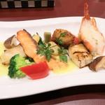 ル・マール - 料理写真:チョイスコース 魚料理