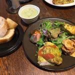 タミチカ - 料理写真:タミチカプレート