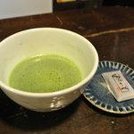 ばれん - 抹茶
