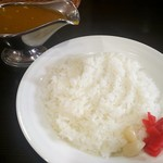 CBカレーキッチン - 料理写真:ポークカレー¥650