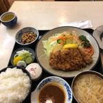とんかつ芳 - 料理写真: