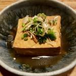 ふた夜の月 - もめん豆腐
