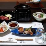 斗度季 - 料理写真:お肉のコース