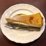 羅座亜留 - 料理写真:チーズケーキ