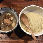 102469638 - 普通のつけ麺の並  これも美味い!