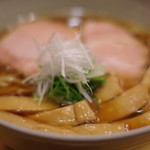 山崎麺二郎 - 料理写真: