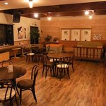 フロッグ カフェ - ★広々とした空間で、ゆっくりとおくつろぎ頂けます。