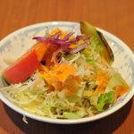 サプナ - サラダ(日替りセット)
